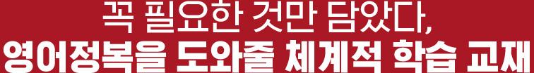 강수정 영어정복 프로젝트
