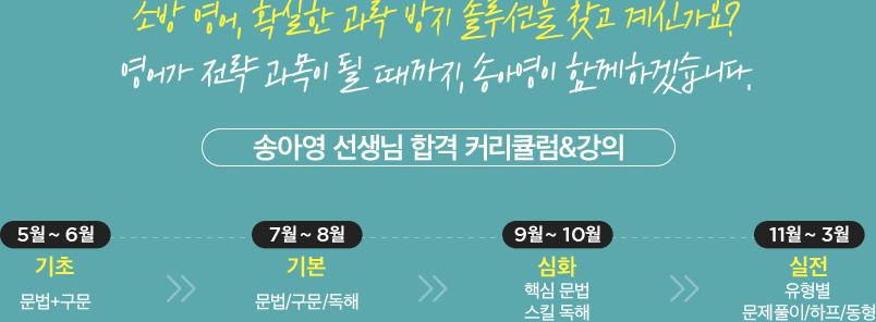 송아영 신규강좌 기획전