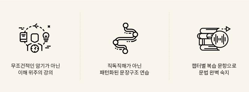 송아영 선생님 수업 특징 설명