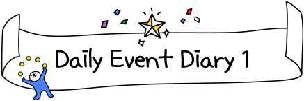 Daily Event Diary1