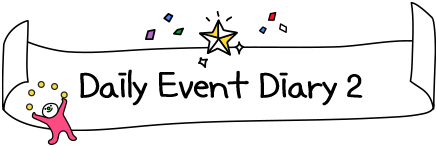 Daily Event Diary2